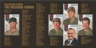AUS SGMS4309 Australian Legends (19th Series): The Victoria Cross miniature sheet